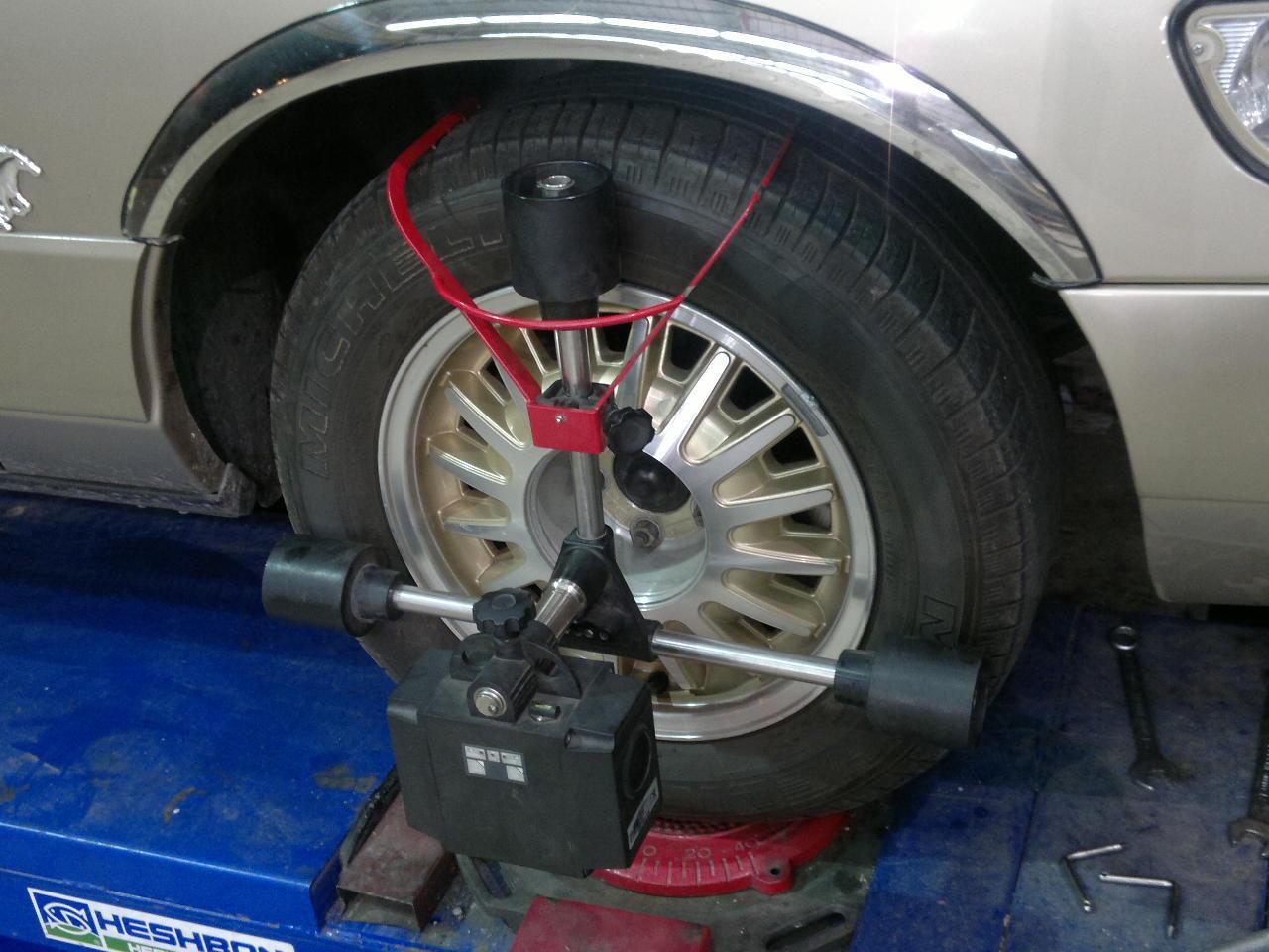 ترصيص-إطارات-السيارات-وأهميته
