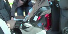 الطريقة الصحيحة لتركيب كرسي الاطفال في السيارة