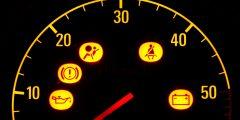 علامات الأعطال في السيارة