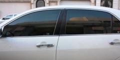 قواعد تظليل زجاج السيارات في المملكة السعودية